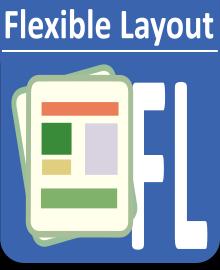 flexible layout