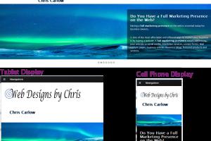 responsive web designs by chris